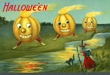 Vintage Halloween Jols