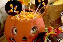 Halloween - Candy Corn