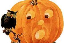Vintage Halloween Diecuts