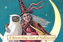 Vintage Halloween - Calendars