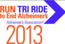 Run to #EndAlz / by RunTriRide to#EndAlz