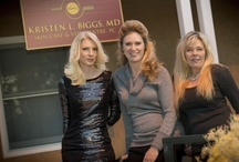 People of Kristen L.Biggs, MD Skin Care & Vein Centre / Fun and Fabulous Fashions and Accessories that walk through our door!
