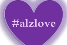 Love / Join the conversation and send the people you care about some love through social media! Include #AlzLove in your post and we'll share it with our followers.
