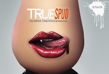 True Spud / TRUE BLOOD characters…Potato-style! Ever wondered what the cast of True Blood might look like if they were Potato Heads? Have a flick through these little gems (potato gems that is)