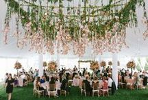 Brilliant Bouquets & Floral Feats / Enchanting ways to use flowers and plants to decorate your party or home, dazzle wedding guests, or adorn your outfit.