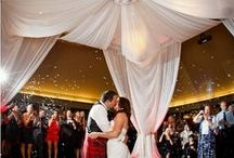 Put Your Dancing Shoes On! / Ideas and decor to turn your wedding dance floor into a work of art.