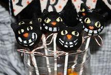 Halloween Black Cat Party / Black Cat Halloween Party