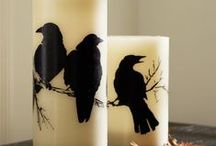 Halloween Raven/Crow Party / Like Ravens & Crows, check out our party ideas!