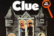Halloween Clue Party / Whodunit? Clue is a great mystery board game to use for a mysterious Halloween party theme!