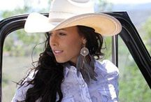 Western Clothing / Clothes with a western flair.