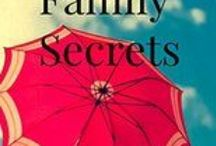 Family Secrets / Seventeen years of loving is hard habit to break.... With her marriage on the rocks, Meryl thinks life can't get any worse -- until her mother shows up, trying to save her daughter's marriage. Faye, a former stripper and born again Christian plans to open up an exotic dance and fitness studio in Meryl's exclusive lakeside community. If mother and daughter don't kill each other first. http://www.amazon.com/Divine-Moves-Ellyn-Oaksmith-ebook/dp/B00H1ZC8UW/ref=cm_cr_pr_product_top