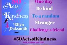 Fifty Acts of Kindness / Funny Summer Read