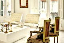 Interiors / The world of interiors