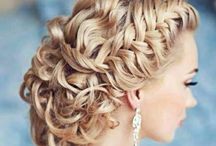 Hairstyles  / by Vesna Djordjevic