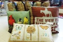 Home Decor / Walker's carries home decor for just about any taste or style- western, country, floral & more. We carry unique home decor items you don't see in every store. So turn your home into a conversation piece with the help of Walker's!