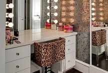 Make up areas and ideas