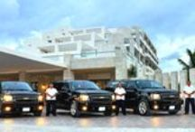 Seasons Tours fleet / Leave the crowd behind and start off your holidays in tstyle by reserving your Airport Private Transfer with Seasons Tours. We are the exclusive in-house agency of Excellence Group Luxury Hotels and Resorts.  Available at Excellence Playa Mujeres, Excellence Riviera Cancun, Finest Playa Mujeres and The Beloved Hotel Playa Mujeres