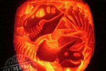 Halloween Dinosaur Party / Halloween & Dinosaurs