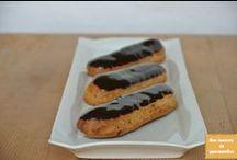 Recettes de chefs pâtissiers / Toutes les recettes sont disponibles sur le blog :  www.mesinstantsdegourmandise.blogspot.com