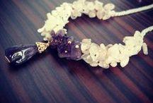 Nice necklace and bracelet
