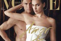 ****Stylish Magazine Covers ***** / by Vesna Djordjevic