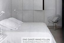 Interior - Wandschrank