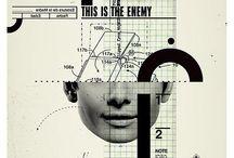 Graphic Design / Graphic design - inspiration