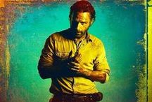 The Walking Dead / I adore this show and this board strives to pin high-quality pictures, edits, and graphics of this awesome action apocalypse drama.