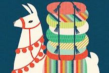 Llama inspirations