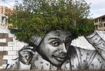 Street Art / Kunst van de straat