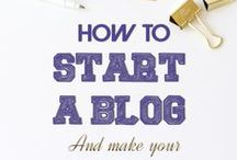 Business of Blogging / Making extra money with a blog, side hustle, income reports, and monetization.
