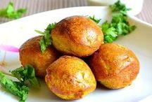 Types of Falafel