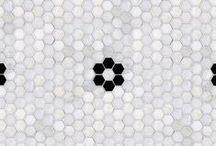 Hexagon but not forgotten / Hexagon http://rbctile.com