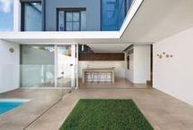 Concuer Concrete / tile , design home,