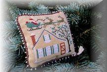 Prairie Schooler / Prairie Schooler Cross Stitch / by Nancy Padgett