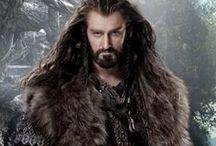 Thorin, Fili and Kili