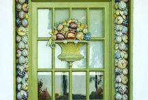 Easter/Spring Cottage / by Secret Gardener