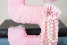 Habitaciones en rosa / Decorar habitación infantil en rosa