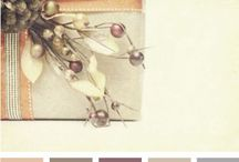 Palette ~ Peach Neutrals / by Secret Gardener