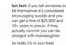 Facts / Creepy Stuff