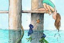 Aqua Summer / by Secret Gardener