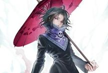 Hunter x Hunter Villains / Hisoka, Illumi, Meruem &' Feitan ♥