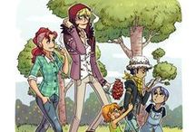 ♥ One Piece - Ships ♥ / Hard Ships, Side Ships, Crack Ships.