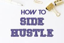 """Side-Hustle""Help / Trying to grow your side hustle? Get tips and strategy from experienced side hustlers.  Want to join? Follow me and the board, then comment on a recent pin and tag @YoungFinances."