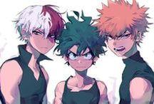 ✿ Boku no Hero Academia ✿