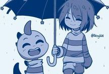 Undertale ❤ / { I'm having such a good time ... ❤ }