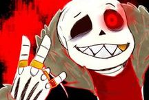 Bad Bone Brothers ❤ / { ... Underfell ... and other AU's ❤ }