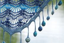Crochet schawls
