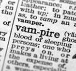 Vampire Detective :: WIP / Latest Novel Idea