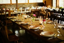 The Grand Pavilion / Thank you Mandy Cantrell Photography for such beautiful photos of the Grand Pavilion. Our Smaller facility. Events by Joshua D, you did a great job on decor and food. and what a cute couple Amy and Nolan Pointer are! More Rustic Photos by: Sara Renee Photography